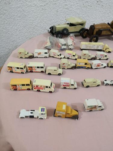 carritos bimbo vintage y 3 modernos