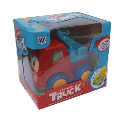 carritos cartoon truck