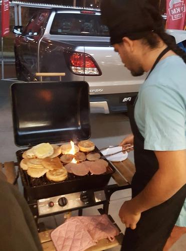 carritos comida eventos [completos hamburguesas pizzas]