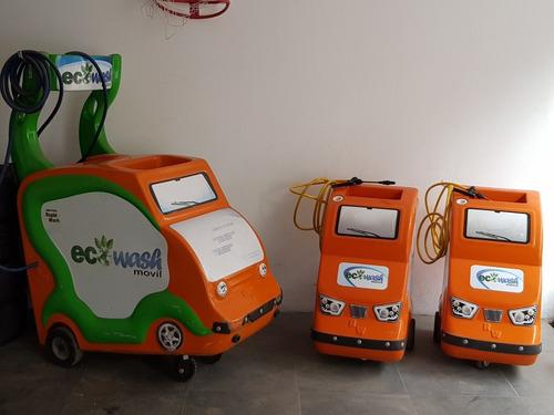 carritos de autolavado