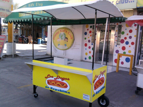 carritos de hot dogs, envío gratis