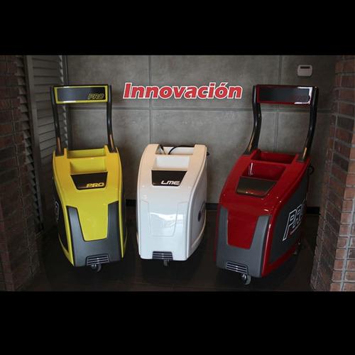 carritos de lavado móvil.
