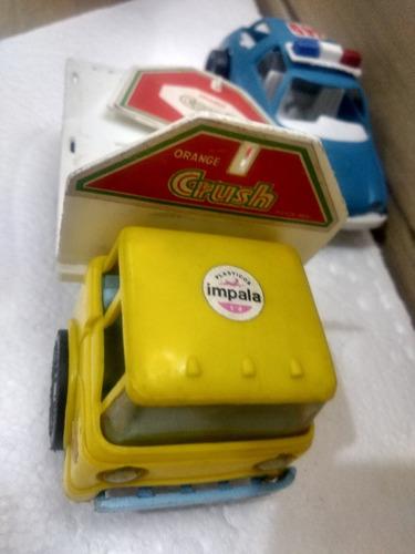carritos de plástico vintage impala