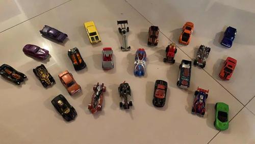 carritos hot wheels de colección