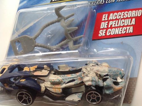 carritos hot wheels  meteoro colección.