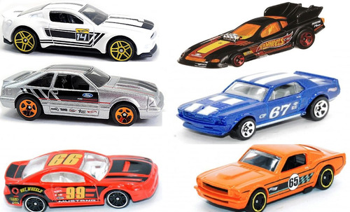 carritos hot wheels original coleccion  ford performance
