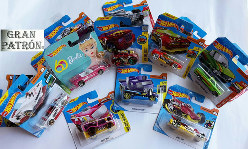 carritos hot wheels originales de coleccion precio  x  2-und