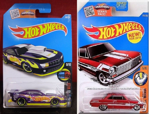 carritos hot wheels originales racing nuevos 2017