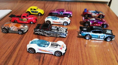 carritos hot wheels y carrito meteoro oferta