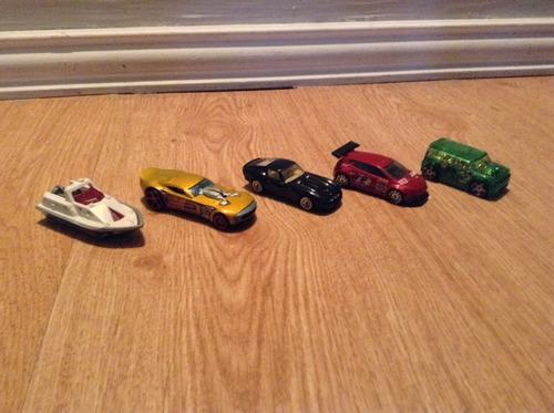 carritos hotwheels de colección