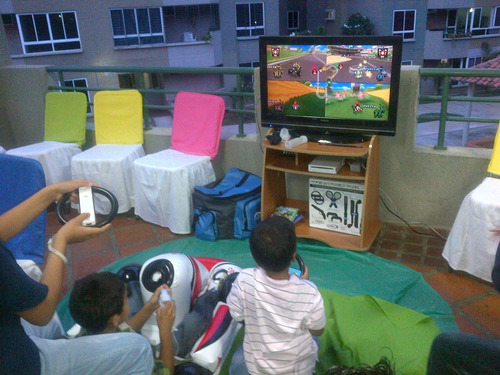 carritos little tikes videojuego zona wii castillo inflable