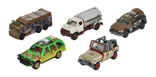 carritos originales matchbox pack de 5