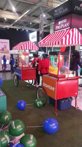 carritos para eventos empresas y particulares