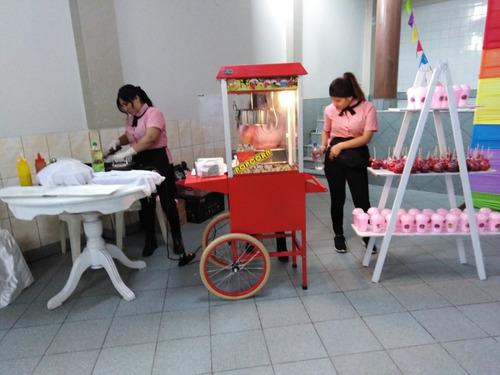 carritos snacks
