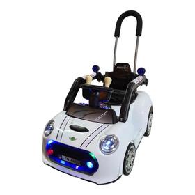 Carro 2 En 1 Electrico Y Paseador De Lujo Con Control Remoto