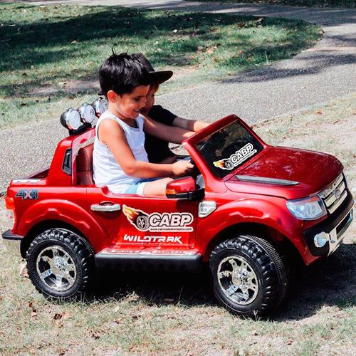 carro a bateria para 2 ford ranger