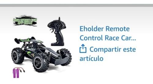 carro a control remoto