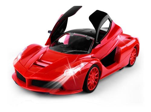 carro a control remoto abre puertas  juguete niño