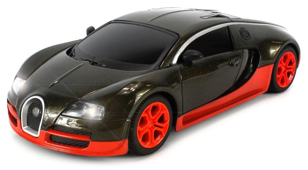 Carro A Control Remoto Deportivo Diecast Bugatti Veyron 2 537 15