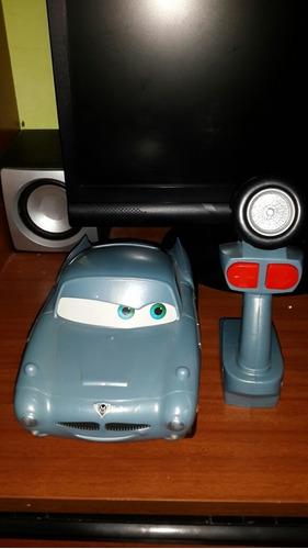 carro a control remoto disney