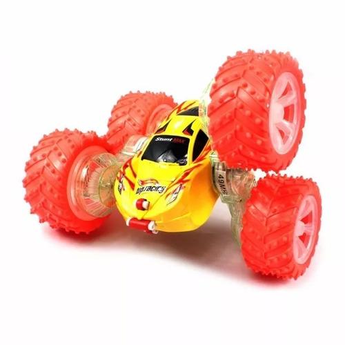 carro a control remoto doble stunt max tr-3333 electric rc