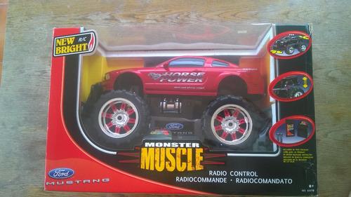 carro a control remoto new bright escala 1:10