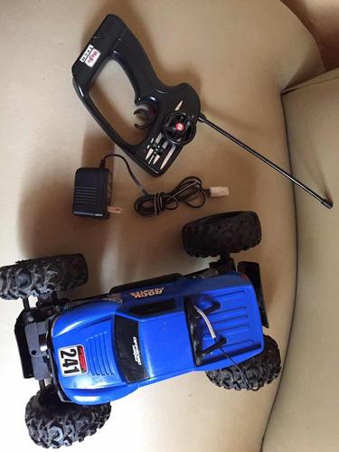 carro a control remoto (rock crawler 4x4 amistoso tecn.