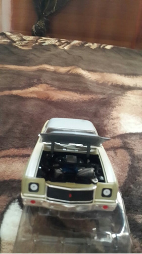 carro a escala 1:20 monte carlo 1970 te fast and the furious