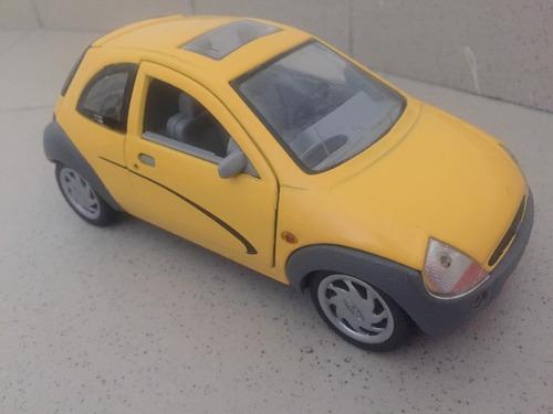 carro a escala ford ka coleccion usado tienda virtual