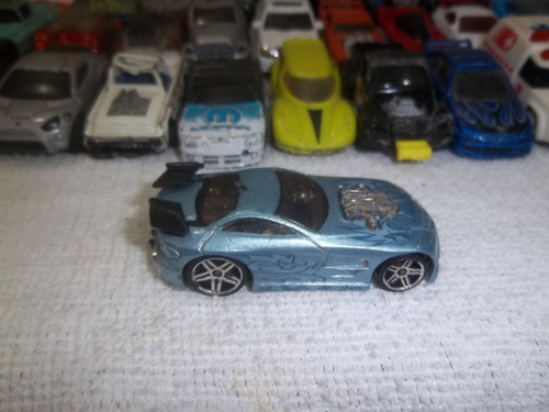 carro a escala hot wheels mercy breaker 1:64