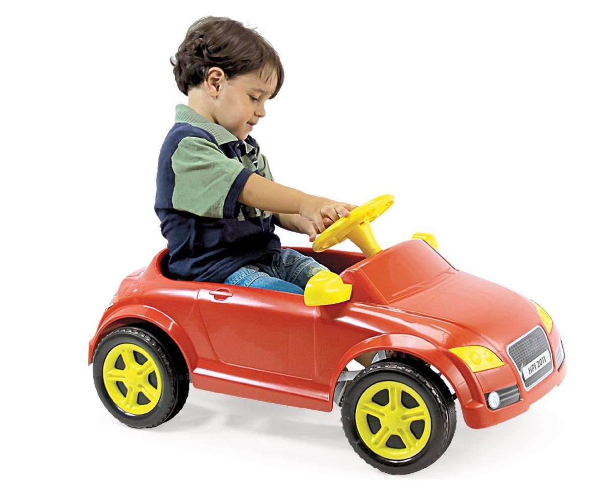 Carro a pedal audi tt vermelho homeplay r 167 90 em for Homeplay
