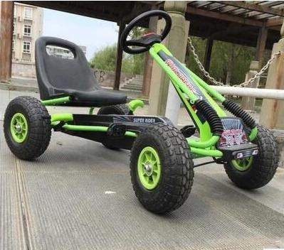 carro a pedal para ninos o niñas modelo formula 1