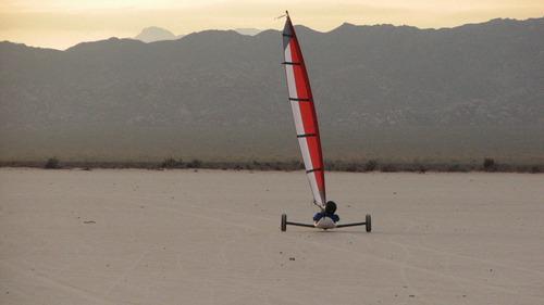 carro a vela categoria promo 5  carrovelismo windcar usado