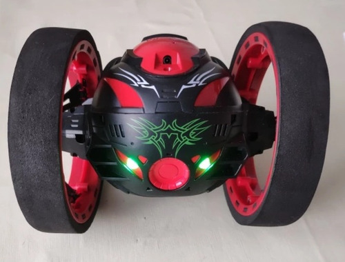 carro acrobatico rc giratorio ruedas flexibles 2.4ghz 2019