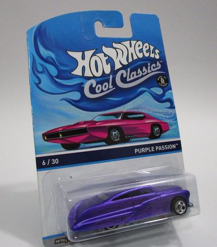 carro antiguo clasico 7cm largo hot wheels 1/64 nuevo