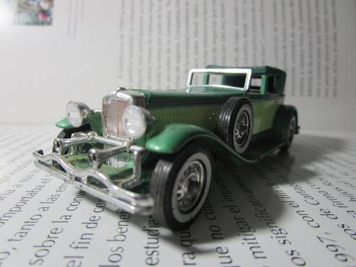 carro antiguo coleccion matchbox escala 12cm 1975 england