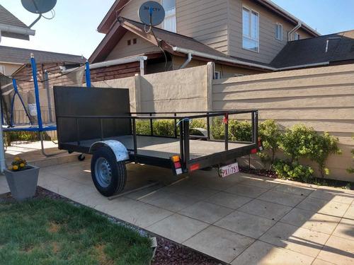 carro arrastre - 1500 kg