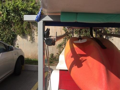 carro arrastre marino (no incluye accesorios ilustrados)