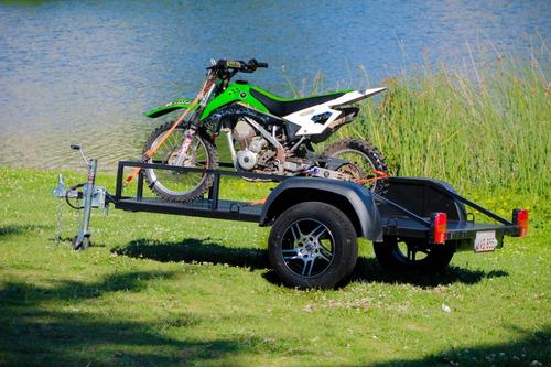 carro arrastre motos