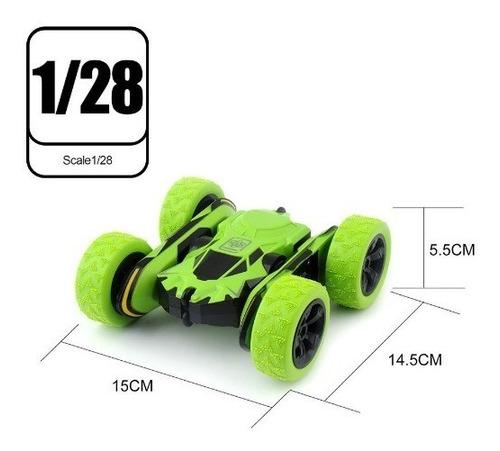 carro auto atom max coche rc acrobático 1:16 9km/h hb1603