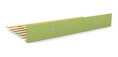 carro bajo cama, frente color a elec. laqueado la valenziana