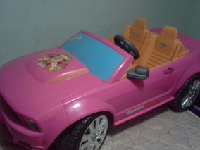 c56b571ba Carro De Bateria Barbie Usado - Vehículos para Niños Carros A ...