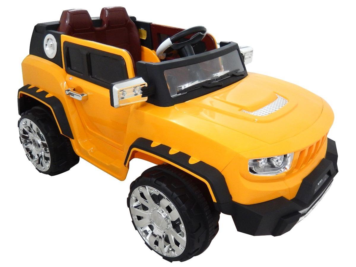 Carro Bateria Electrico Bebe Juguete Hummer Nino Nina Video