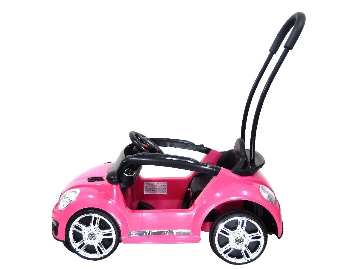 Carro Bateria Electrico Bebe Nino O Nina Juguete Escarabajo