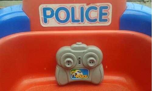 carro batería para niños