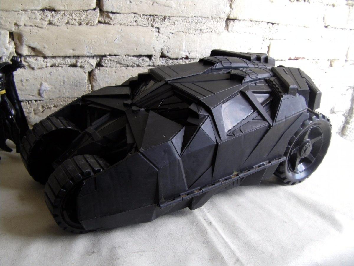 Carro Batman Se Convierte En Baticueva Juguete 360 00 En Mercado