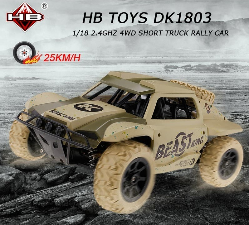 Carro Buggy 20-25 Km/h Camioneta 4x4 Rally Rc Rock Crawler ...