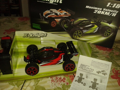 carro buggy rc 20 k/l
