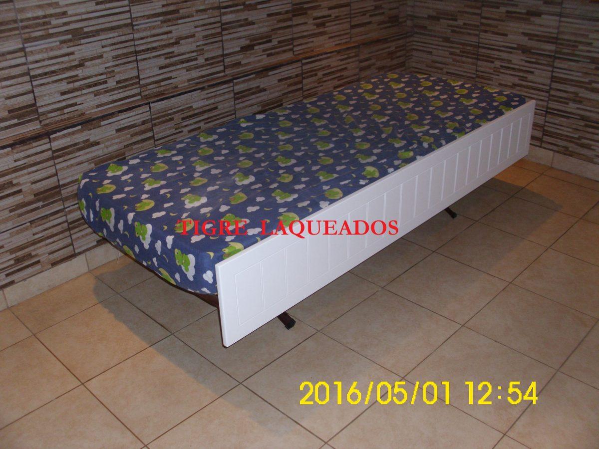 Largueros De Cama Metalicos. Fabulous Dormitorio Juvenil Cama Tren Y ...