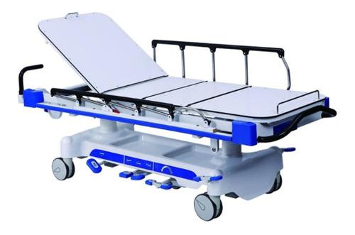 carro camilla stretcher hospitalario emergencias hidraulica